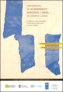 Experiencias de accountability horizontal y social en América Latina