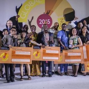 The Global Innovation Competition 2015 ended