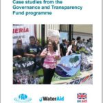 Case studies from the Governance and Transparency Fund programme
