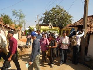 Walk for democracy-Balu