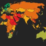 Thirty-seven percent of active OGP countries have obstructed or repressed civic space