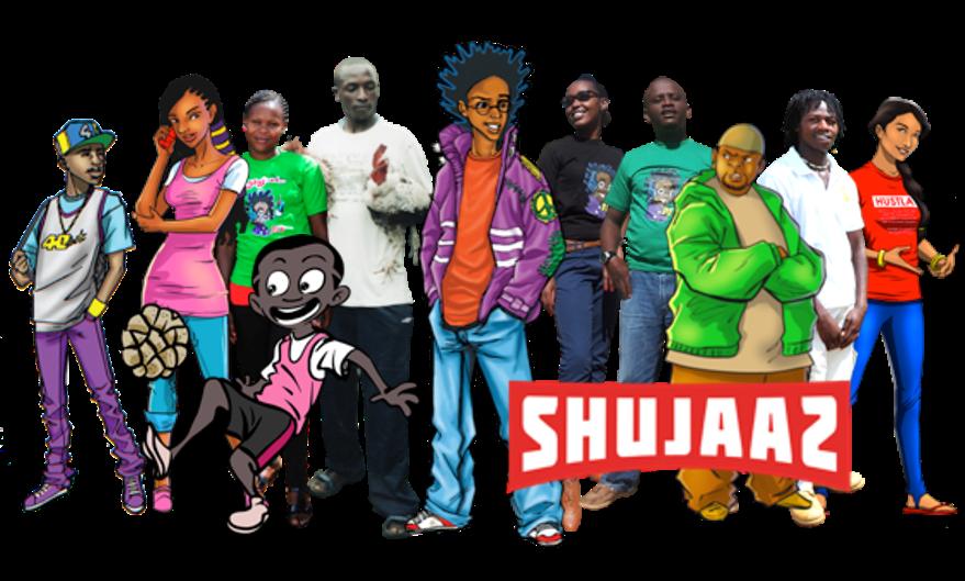 Shujaaz